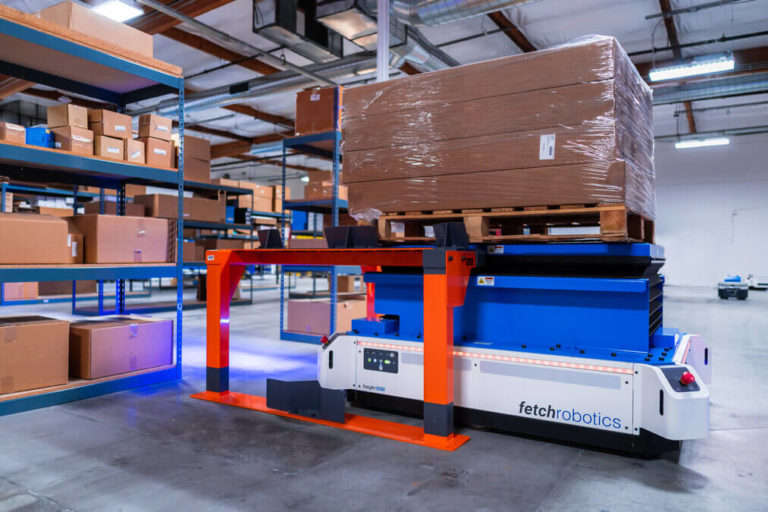 Autonomous Driving is Coming First to Your Warehouse